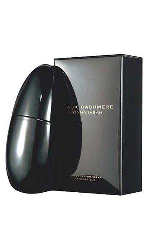 dkny black cashmere
