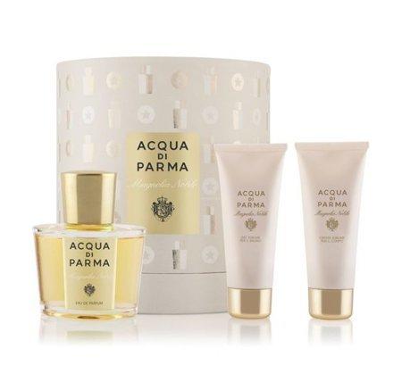 acqua di parma magnolia nobile woda perfumowana 100 ml  zestaw