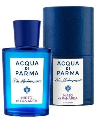 acqua di parma blu mediterraneo - mirto di panarea woda toaletowa 75 ml